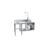 Столы для посудомоечных машин